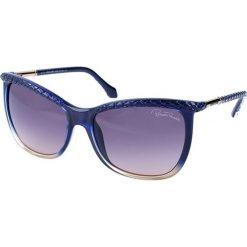 """Okulary przeciwsłoneczne damskie: Okulary przeciwsłoneczne """"RC874S"""" w kolorze niebieskim"""