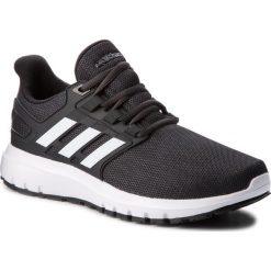 Buty adidas - Energy Cloud 2 B44750 Cblack/Ftwwht/Carbon. Czarne buty do biegania męskie Adidas, z materiału. W wyprzedaży za 199,00 zł.