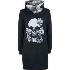 Black Premium by EMP Keep Me Warm Sukienka czarny. Czarne sukienki z falbanami marki Sinsay, l, z kapturem. Za 164,90 zł.