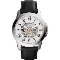 Zegarek FOSSIL - Grant ME3101 Black/Silver/Steel. Czarne zegarki męskie Fossil, ze stali. Za 899,00 zł.