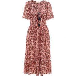 Długie sukienki: Vanessa Bruno Długa sukienka grenat