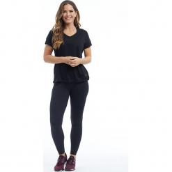 """Koszulka funkcyjna """"Audrey"""" w kolorze czarnym. Czarne t-shirty damskie BALANCE COLLECTION, s, z materiału. W wyprzedaży za 65,95 zł."""