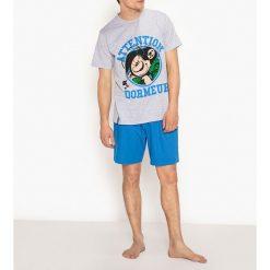 Piżamy męskie: Piżama z szortami, z nadrukiem Gaston Lagaffe