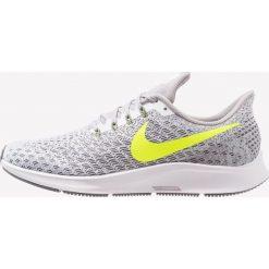 Nike Performance AIR ZOOM PEGASUS 35 Obuwie do biegania treningowe white/volt/gunsmoke/atmosphere grey. Brązowe buty do biegania męskie marki N/A, w kolorowe wzory. Za 499,00 zł.