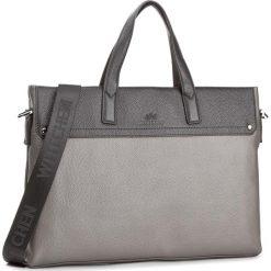Torba na laptopa WITTCHEN - 85-3U-111-8 Szary. Szare plecaki męskie Wittchen. W wyprzedaży za 399,00 zł.