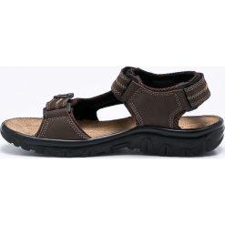 Marco Tozzi - Sandały. Czarne sandały męskie skórzane marki Marco Tozzi. W wyprzedaży za 129,90 zł.