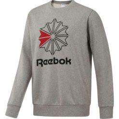 Bluza Reebok AC FT Big Starcrest (DM5160). Szare bejsbolówki męskie Reebok, m, z bawełny. Za 199,99 zł.