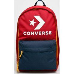 Converse - Plecak. Szare plecaki męskie marki Converse, z poliesteru. Za 139,90 zł.