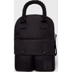 Adidas Originals - Plecak. Czarne plecaki damskie adidas Originals, z materiału. W wyprzedaży za 219,90 zł.