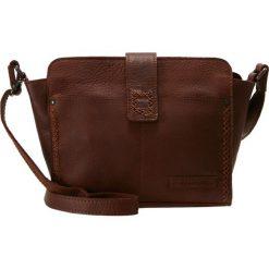 Spikes & Sparrow CROSS OVER Torba na ramię brandy. Brązowe torebki klasyczne damskie Spikes & Sparrow. Za 499,00 zł.