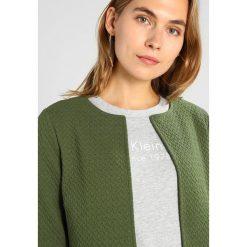 Swetry damskie: Vila VINAJA NEW LONG JACKET Kardigan chive