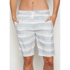 Kąpielówki męskie: Krótkie spodnie w paski