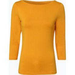 Apriori - Koszulka damska, żółty. Niebieskie t-shirty damskie marki Apriori, l. Za 129,95 zł.