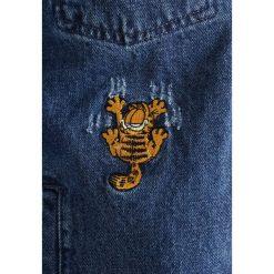 Kurtki męskie bomber: Cayler & Sons NOT HAPPY GARFIELD TRUCKER Kurtka jeansowa mid blue