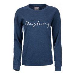 Mustang Bluza Damska S Niebieski. Niebieskie bluzy damskie marki Mustang, z aplikacjami, z bawełny. Za 295,00 zł.