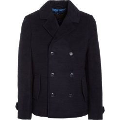 Scotch Shrunk CABAN Kurtka przejściowa night. Niebieskie kurtki chłopięce przejściowe marki Scotch Shrunk, z bawełny. W wyprzedaży za 389,25 zł.