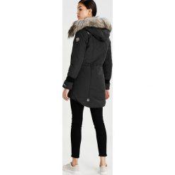 Khujo RETROBUGS Płaszcz zimowy black. Czerwone płaszcze damskie zimowe marki Cropp, l. W wyprzedaży za 575,20 zł.
