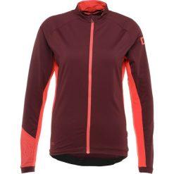ION TEE FULL ZIP TRAZE Bluza rozpinana vinaceous. Czerwone bluzy rozpinane damskie ION, l, z elastanu. Za 419,00 zł.