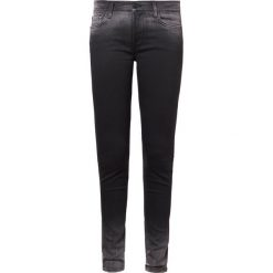 Rurki damskie: 7 for all mankind Jeansy Slim Fit black fade