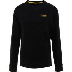 Bejsbolówki męskie: Barbour International™ ESSENTIAL CREW  Bluza black