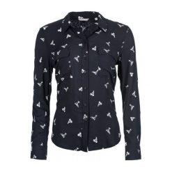 Mustang Koszula Damska 34 Winowa. Czarne koszule damskie marki Mustang, z wiskozy, eleganckie. W wyprzedaży za 213,00 zł.