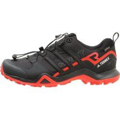 Adidas Performance TERREX SWIFT R2 GTX Obuwie do biegania Szlak core black/core black/hires red. Czarne buty do biegania męskie adidas Performance, z gumy. W wyprzedaży za 519,20 zł.