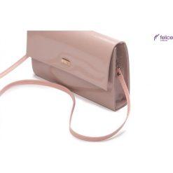 Różowa damska kopertówka Felice  MORGAN - 2
