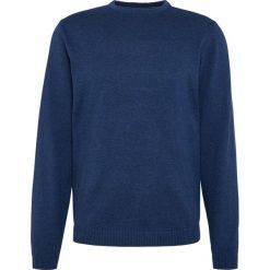 Finshley & Harding - Sweter męski – Pima-Cotton/Kaszmir, niebieski. Niebieskie swetry klasyczne męskie Finshley & Harding, m, z bawełny. Za 229,95 zł.