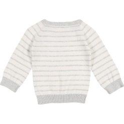 Swetry chłopięce: Sense Organics ZGREEN BABY SWEATER Sweter grey melange
