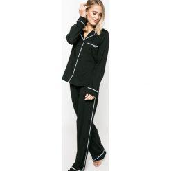 Dkny - Piżama. Czarne piżamy damskie marki DKNY, m, z bawełny. Za 399,90 zł.