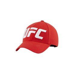 Czapki z daszkiem Reebok Sport  Bejsbolówka UFC. Czerwone czapki damskie Reebok Sport. Za 119,00 zł.