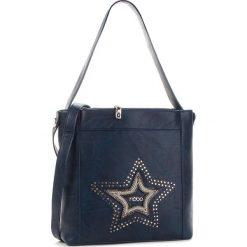 Torebka NOBO - NBAG-F1910-C013 Granatowy. Niebieskie torebki klasyczne damskie Nobo, ze skóry ekologicznej. W wyprzedaży za 179,00 zł.