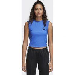 Adidas Koszulka damska FASHION LEAGUE niebieska r. 36 (CE3714). Niebieskie bluzki damskie Adidas. Za 121,15 zł.