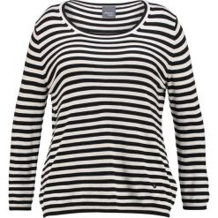 Swetry klasyczne damskie: Persona by Marina Rinaldi ASSE Sweter black