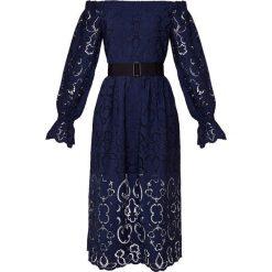 Długie sukienki: PERSEVERANCE LONDON Długa sukienka navy