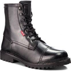 Botki męskie: Kozaki LEVI'S - 228741-700-59 Regular Black