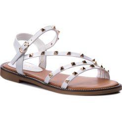 Sandały damskie: Sandały JENNY FAIRY – WSLS05-3 Biały