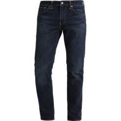 Levi's® 511 SLIM FIT Jeansy Slim Fit darkblue denim. Niebieskie jeansy męskie relaxed fit marki Levi's®. Za 399,00 zł.