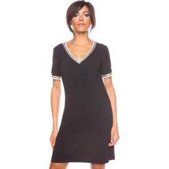 """Sukienki hiszpanki: Sukienka """"Marie"""" w kolorze czarnym"""