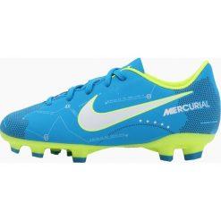 Buty sportowe chłopięce: Nike Performance MERCURIAL VICTORY VI NJR FG Korki Lanki blue orbit/armory navy/white