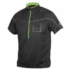 Etape Koszulka Rowerowa Męska Polo Black/Green Xl. Czarne odzież rowerowa męska marki Etape, m, z krótkim rękawem. W wyprzedaży za 94,00 zł.