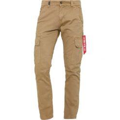 Spodnie męskie: Alpha Industries AGENT Bojówki khaki