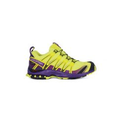 Buty do biegania Salomon  XA PRO 3D GTX. Szare buty do biegania damskie marki Salomon. Za 552,71 zł.