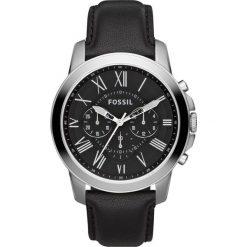 Fossil - Zegarek FS4812IE. Różowe zegarki męskie marki Fossil, szklane. Za 599,90 zł.
