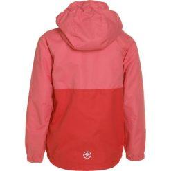 Color Kids THY JACKET Kurtka hardshell coral red. Czerwone kurtki dziewczęce sportowe marki Color Kids, z materiału. Za 209,00 zł.