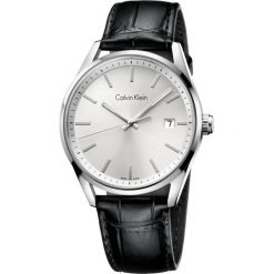 ZEGAREK CALVIN KLEIN FORMALITY K4M211C6. Szare zegarki męskie marki Calvin Klein, szklane. Za 1059,00 zł.