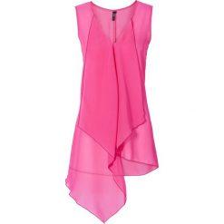 Bluzki damskie: Bluzka bonprix różowy