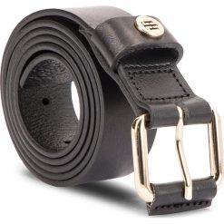 Akcesoria: Pasek Damski TOMMY HILFIGER - Leather Covered Buck AW0AW05889 85 002