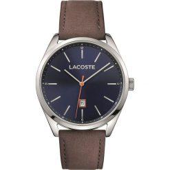 Lacoste - Zegarek 2010910. Czarne zegarki męskie Lacoste, szklane. W wyprzedaży za 499,90 zł.