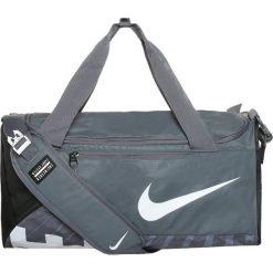 Torby podróżne: Nike Performance NEW DUFFEL SMALL Torba sportowa flint grey/black/white